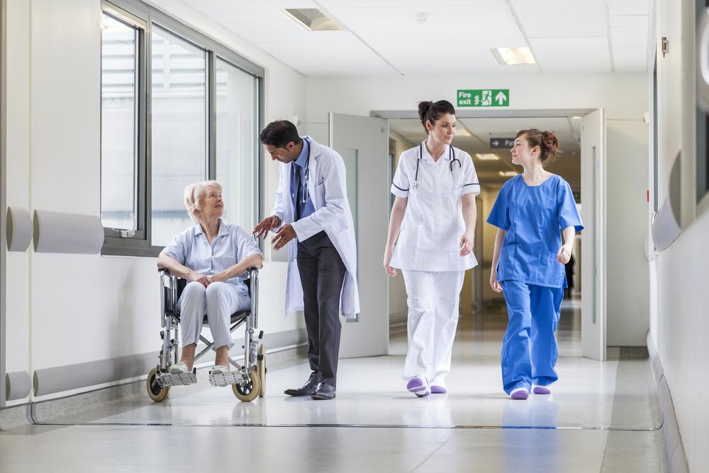 El centro médico ofrece asistencia sanitaria a los pacientes