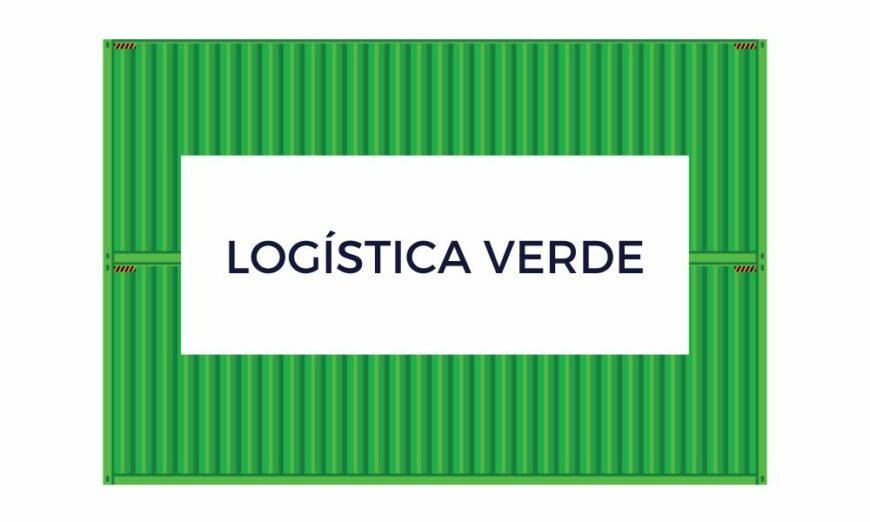 El objetivo de la logística verde es reducir el impacto medioambiental