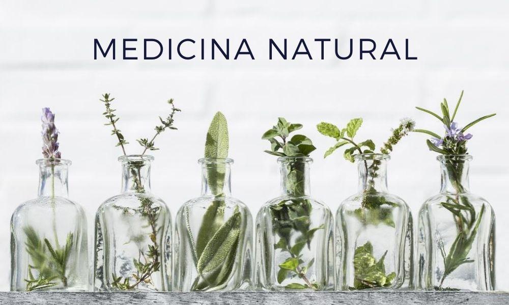 La medicina natural es utilizada por aproximadamente el 80% de la población
