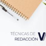 Técnicas de Redacción de textos escritos