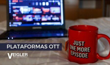 Plataformas OTT, la televisión a la carta