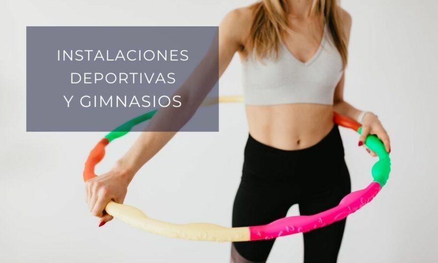 Tipos de gimnasios e instalaciones deportivas