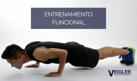 Rutina de entrenamiento funcional