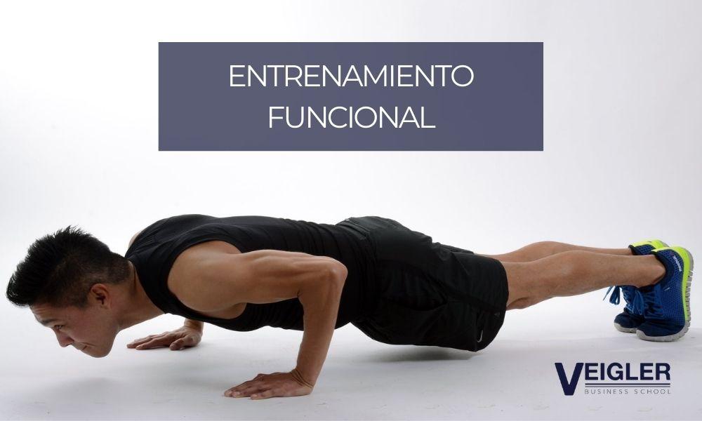 El entrenamiento funcional se puede practicar en casa, en el gimnasio o al aire libre