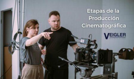 La producción cinematográfica al completo