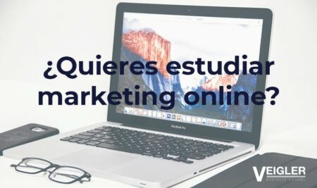 ¿Quieres estudiar marketing online? ¡Infórmate!