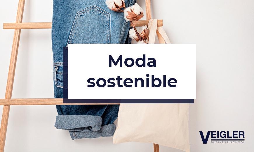 La ropa ecológica está fabricada con materiales sostenibles