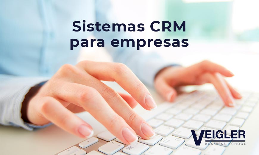 El sistema CRM integra toda la información relativa a la relación entre una empresa y sus clientes