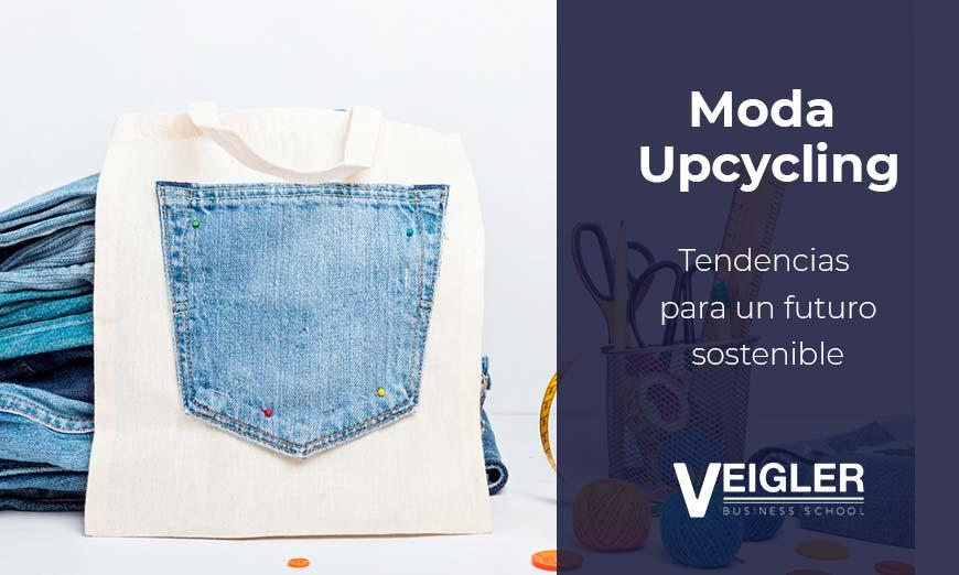 Te contamos más sobre la tendencia en upcycling y moda