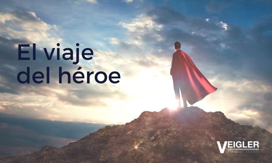 El viaje del héroe: construir una narración